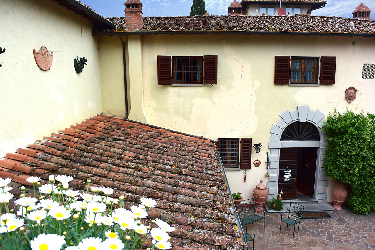 B&B Florence Italy La Borraina